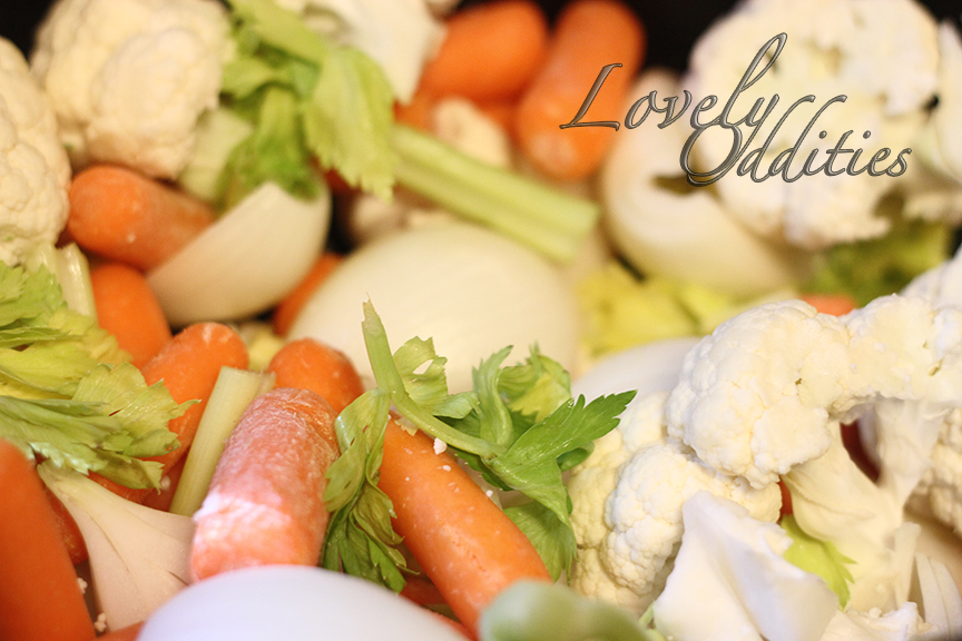 baby carrots | Lovely Oddities